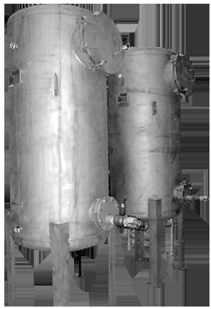 ACF - Filtro de carbón activado