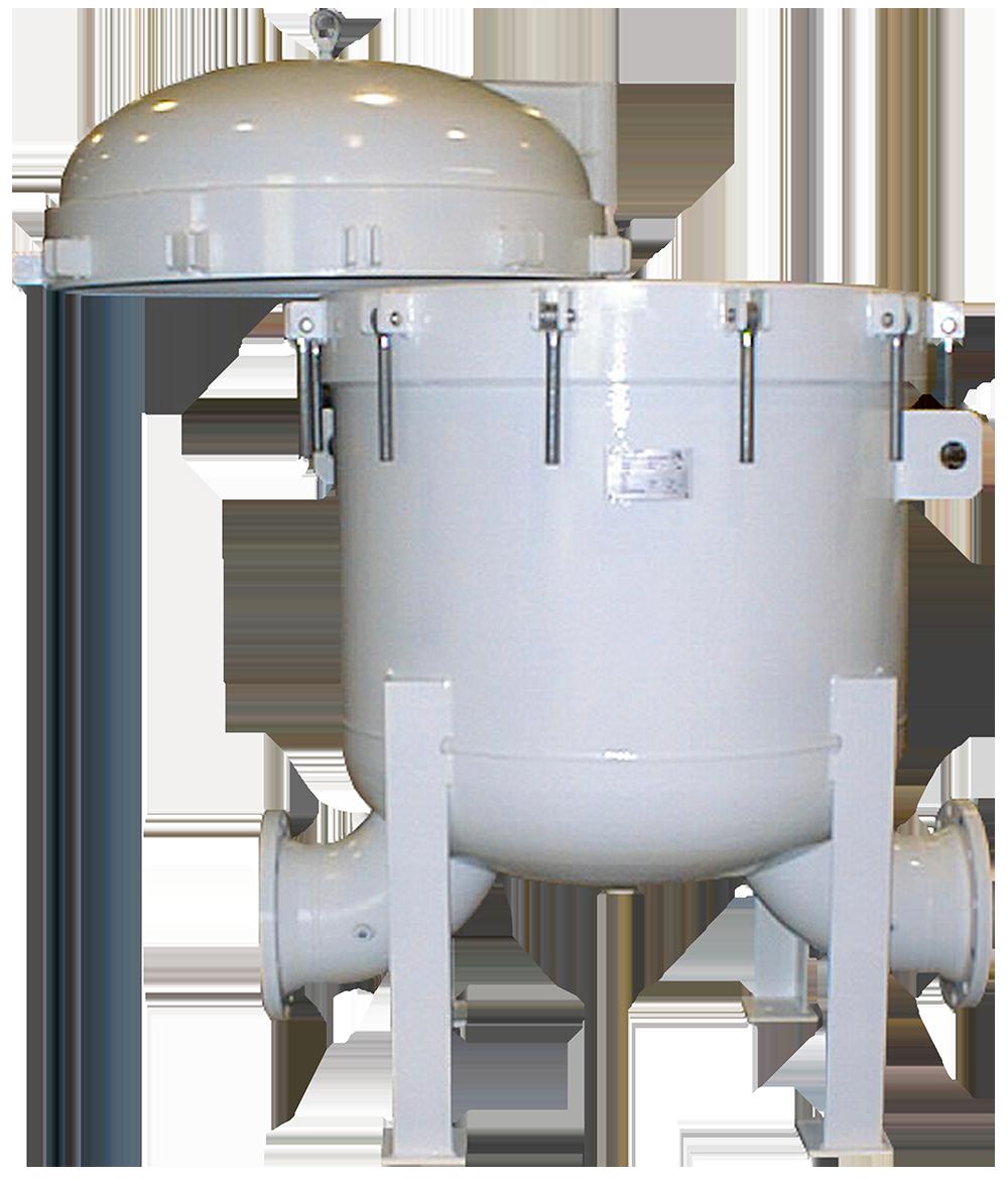 BF - Carcasa para filtro multibolsa