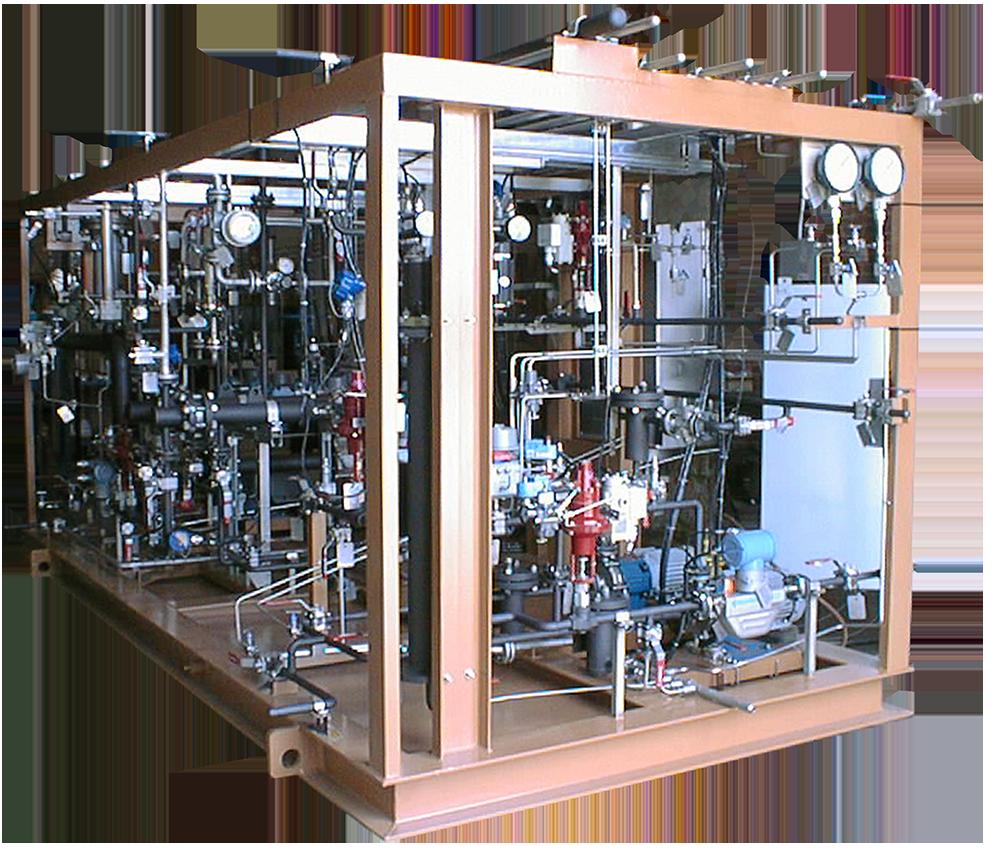 Sistemas de módulos de ingeniería