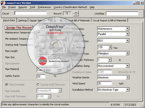 computrace vt process heating solutions