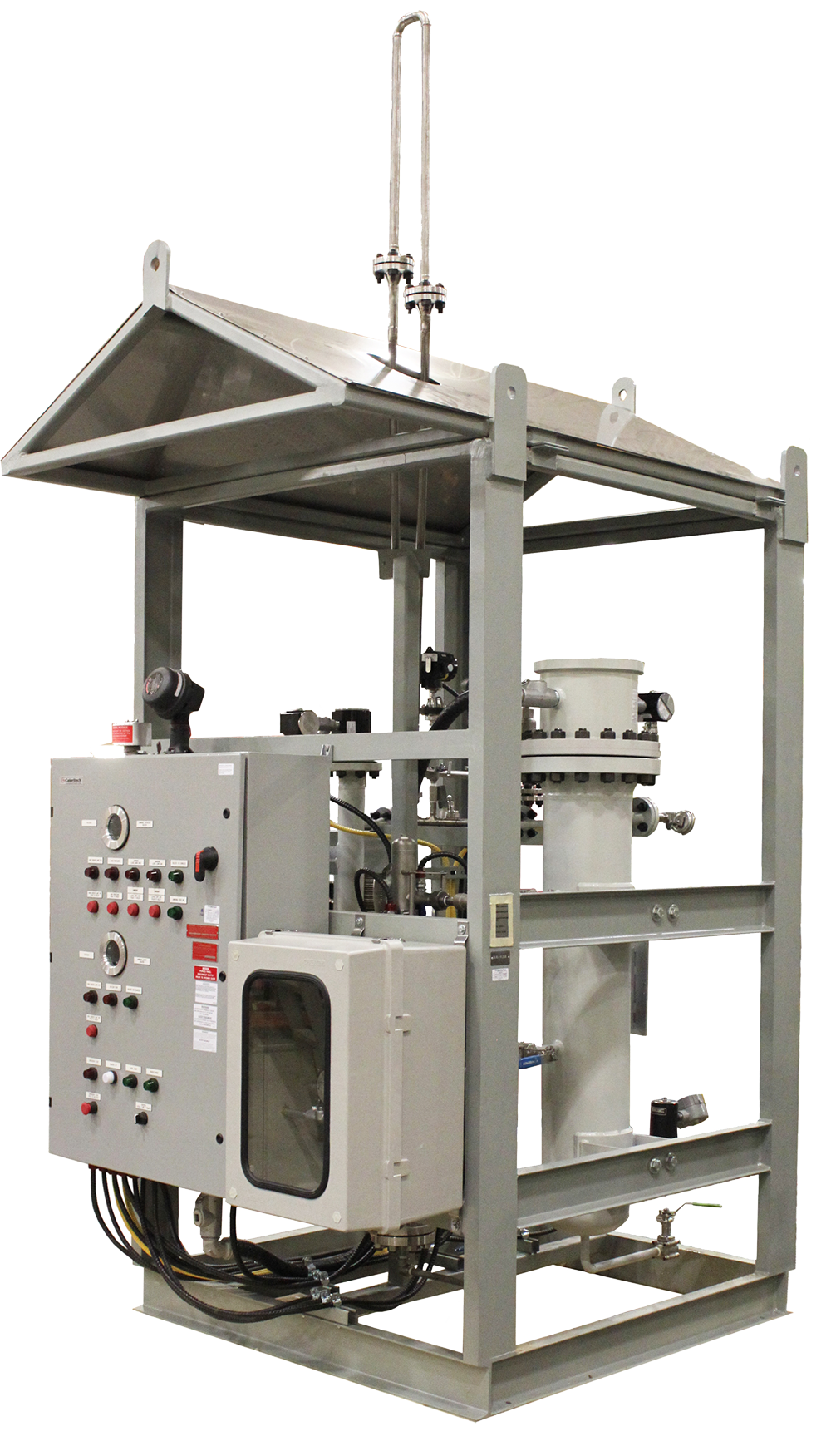 Atomizador de amoníaco