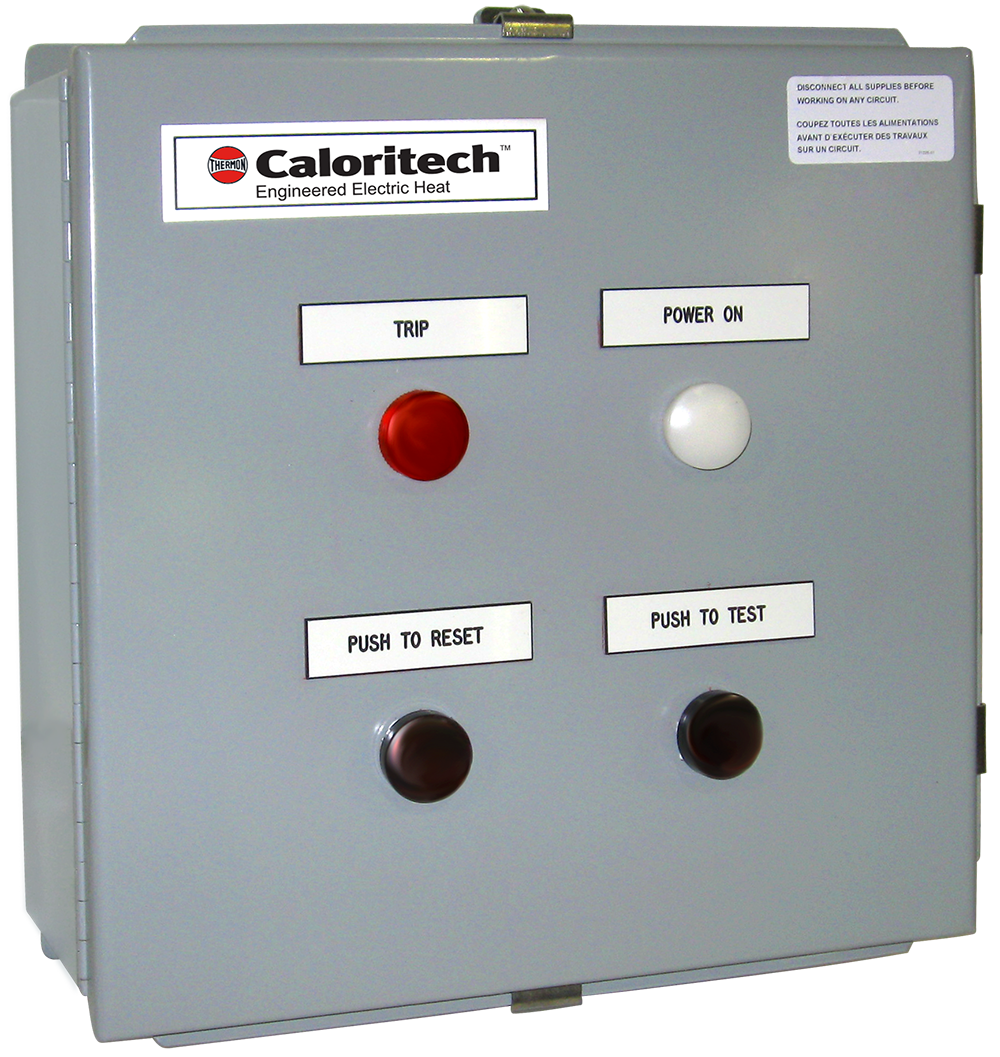 Ground Fault Protection Control Panel
