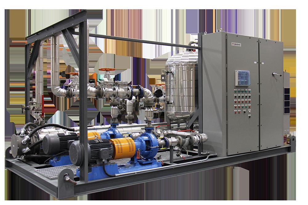 Liquid Heat Transfer System