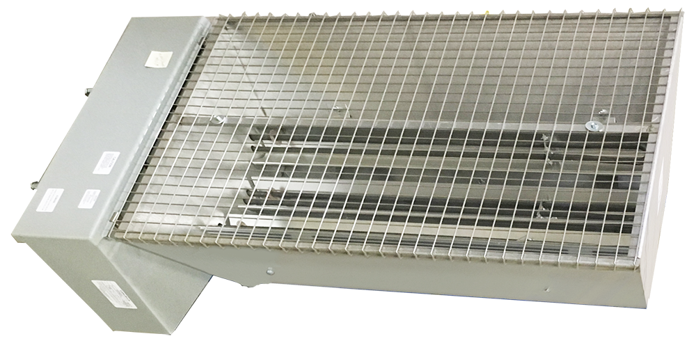 Infrared Radiant Heaters (OK Series) - Process Heating Solutions on