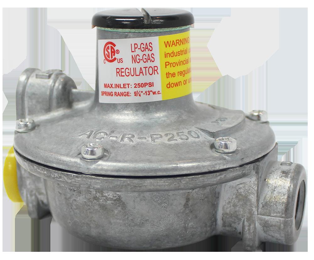 AC-R Gas Pressure Regulator