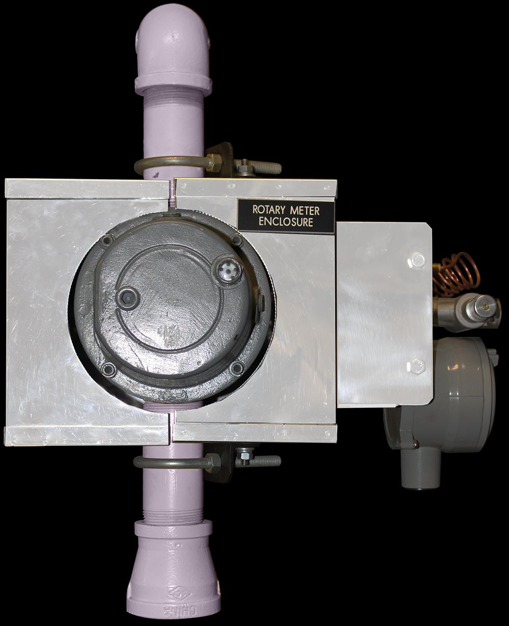 Rotary Meter Enclosure