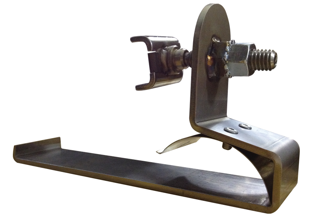 Rail Spring Clamps