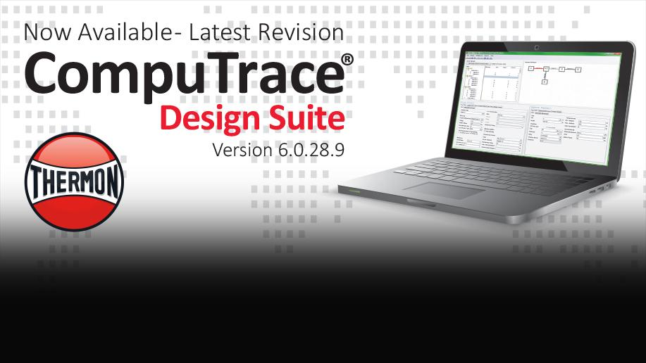 computrace design suite update process heating solutions