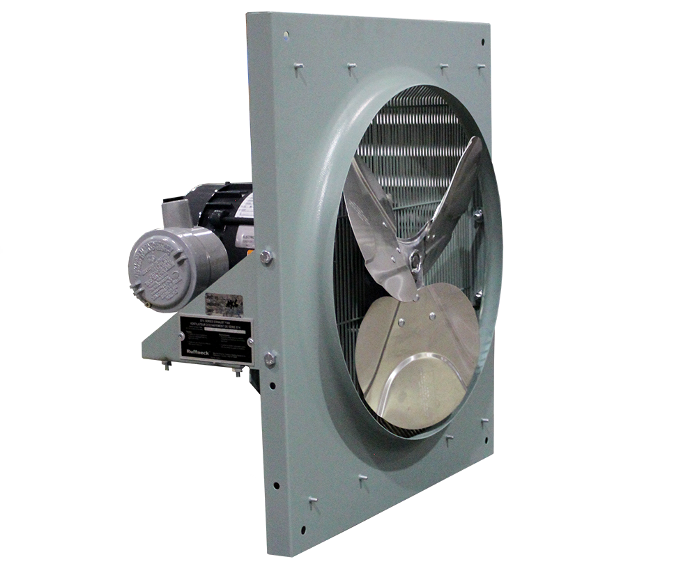 Explosion Proof Fan >> Efx Explosion Proof Exhaust Fan Process Heating Solutions