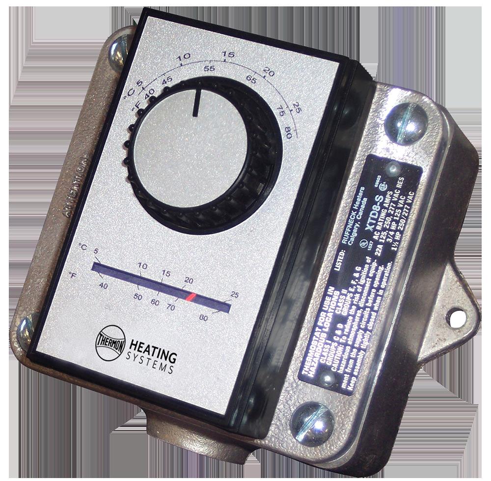 XTD8 Explosion-Proof Thermostat